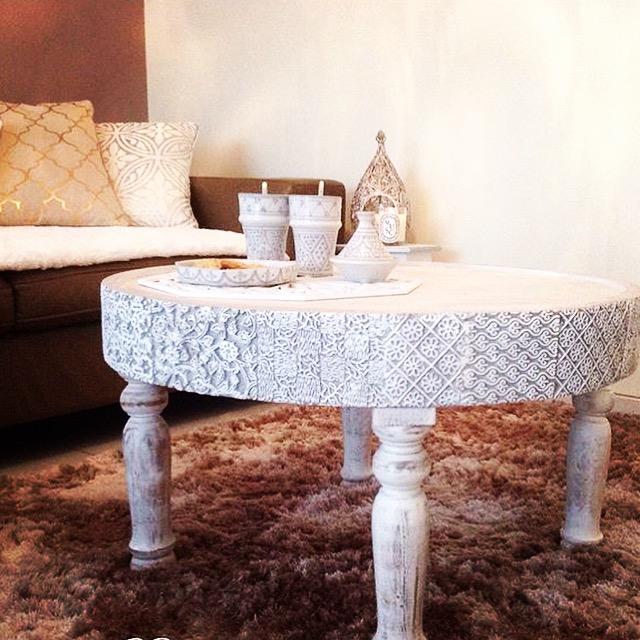 Decoration de table orientale nouveaux mod les de maison for Salle a manger orientale