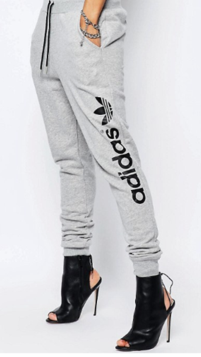 jogging baggy femme adidas