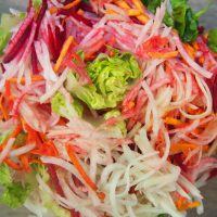 La recette de Carole #7: Salade d'automne aux graines